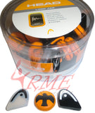Head Vibration Stopper Logo Jar - 2 Assorted Dampeners Included