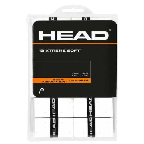 Head Xtreme Soft Overgrip - 12 Pack