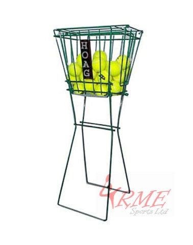 Hoag Pro Ball Basket Green (Tennis Ball Basket)