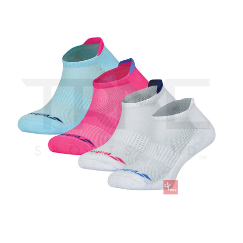 Babolat Invisible Ladies Socks (2 Pairs)