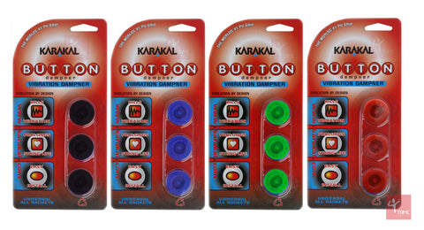 Karakal Button Tennis Vibration Dampener