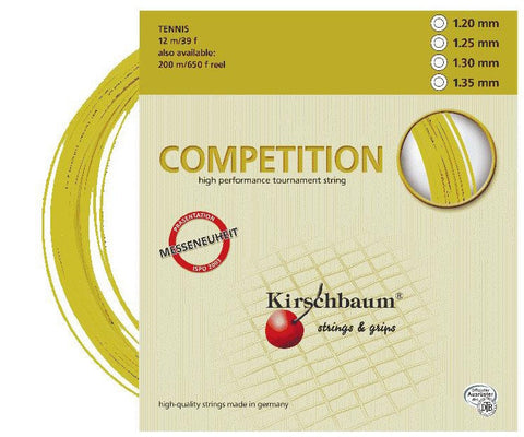 Kirschbaum Competition Tennis String Set