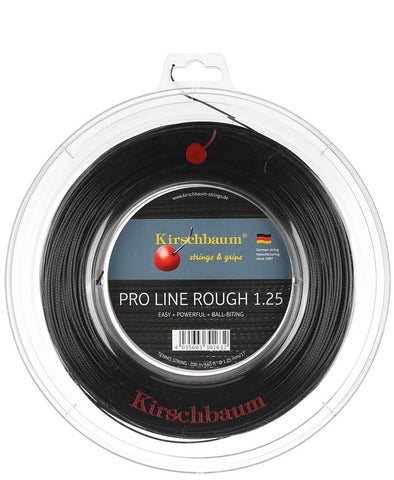 Kirschbaum Pro Line II Rough Tennis String 200m Reel 17 / 1.25mm