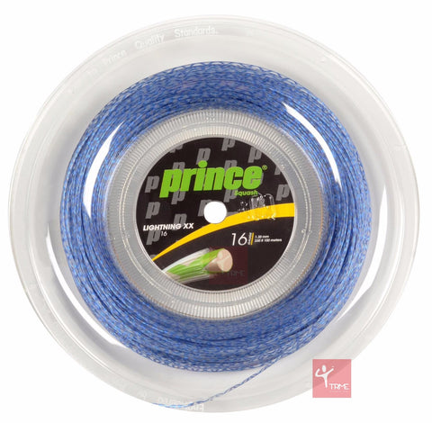 Prince Lightning XX Squash String 100m Reel 16 / 1.30mm