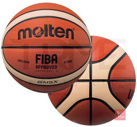 Molten BGMX Match Basketball - FIBA Approved