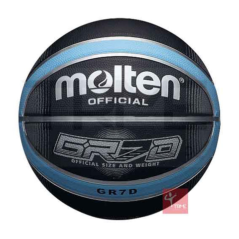 Molten BGRX Deep Channel Basketball