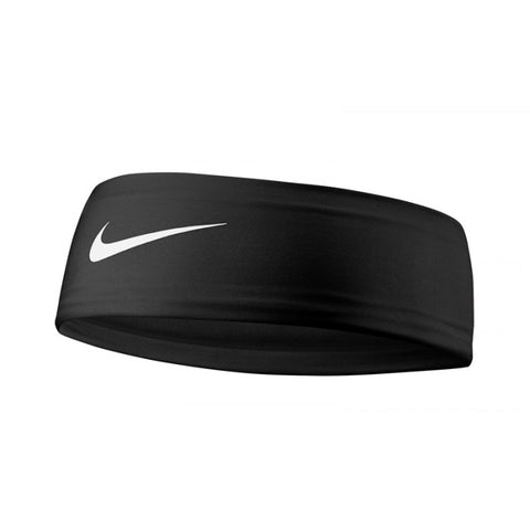 NIKE Headband Dry Wide Fury - Black