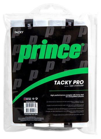 Prince TackyPro Overgrip 12 Pack