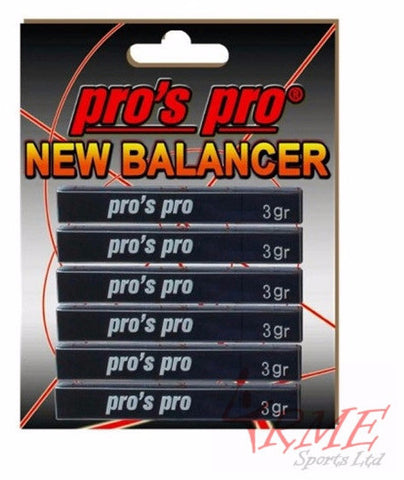 Pro's Pro Balancer Weights