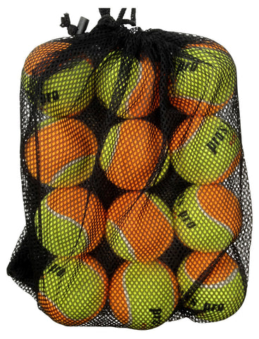 Pro's Pro Stage 2 Orange Junior Transition Tennis Balls