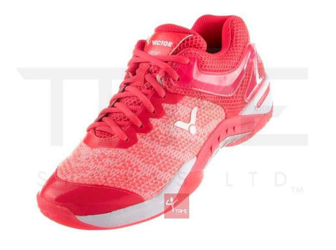 Victor S81F-Q Ladies Badminton Shoes - Fandango Pink