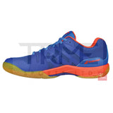 Babolat Shadow Team Mens Badminton Shoes - Blue/Orange