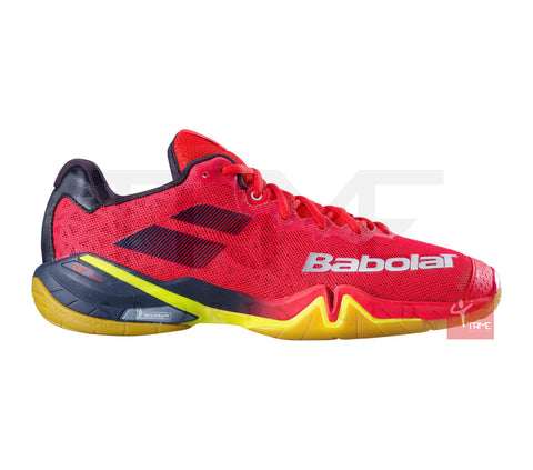 Babolat Shadow Tour Mens Badminton Shoes - Red