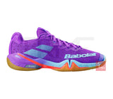 Babolat Shadow Tour Womens Badminton Shoes - Purple