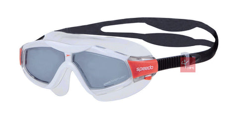 Speedo Rift Pro Mask Red/Smoke