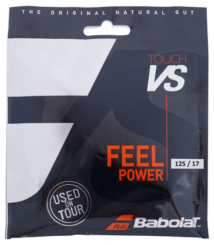 Babolat Touch VS Tennis String 12m Set - 17 / 1.25mm