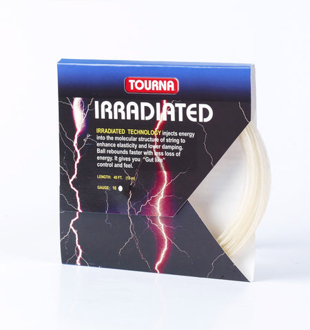 Tourna Irradiated Tennis String Set