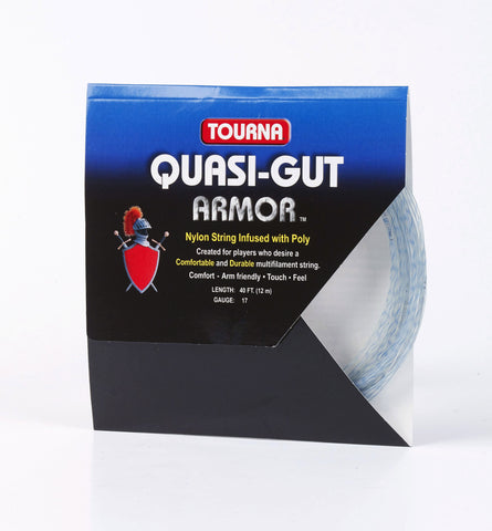 Tourna Quasi-Gut Armor Tennis String Set