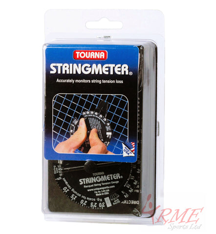 Tourna Stringmeter for Tennis, Squash, Racquetball Rackets
