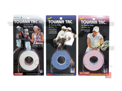 Tourna Tac Overgrip (Pack of 3)