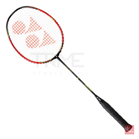 Yonex Voltric Lin Dan Force Badminton Racket - Crystal Red