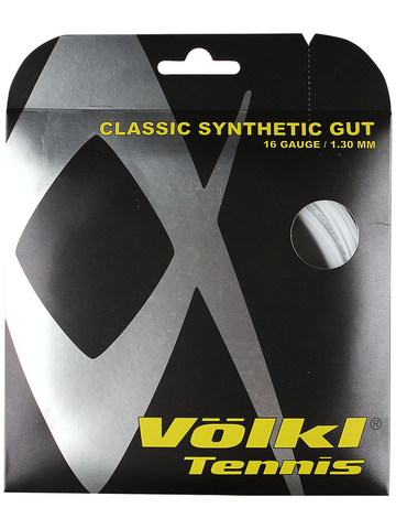 Volkl Classic Synthetic Gut Tennis String Set