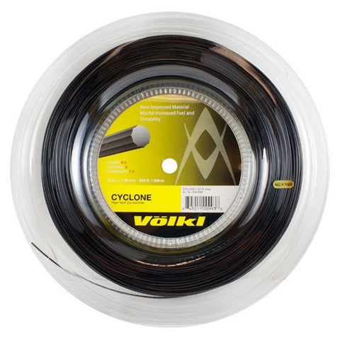 Volkl Cyclone Tennis String 200m Reel