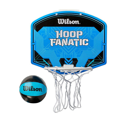 Wilson Hoop Fanatic Mini Basketball Ring & Ball