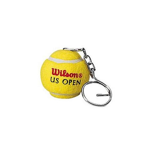 Wilson US Open Tennis Ball Keyring