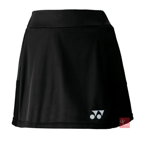 Yonex 26036 Women's Tournament Skort - Black