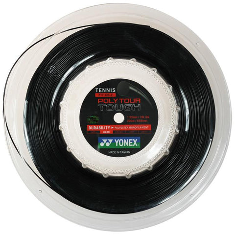 Yonex Poly Tour Tough Tennis String 200m Reel
