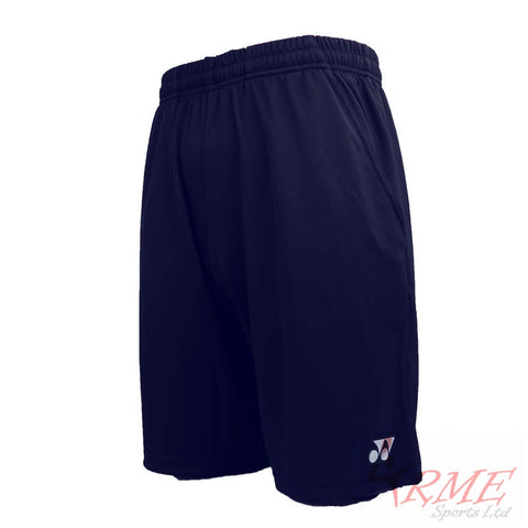 Yonex YS2000 Men's Training Shorts - Navy Blue