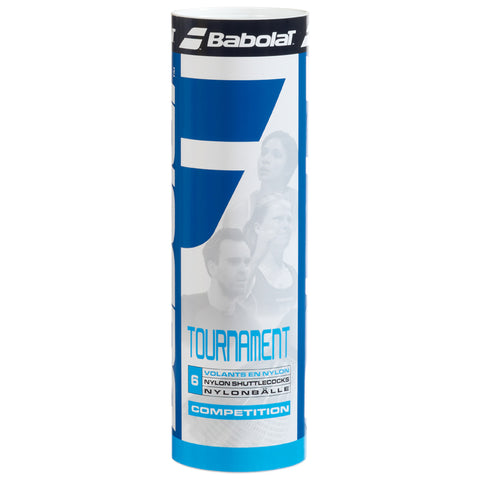 Babolat Tournament Nylon Shuttlecock