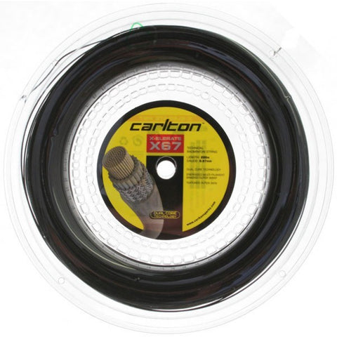 Carlton X-Elerate X67 Badminton String 200m Reel