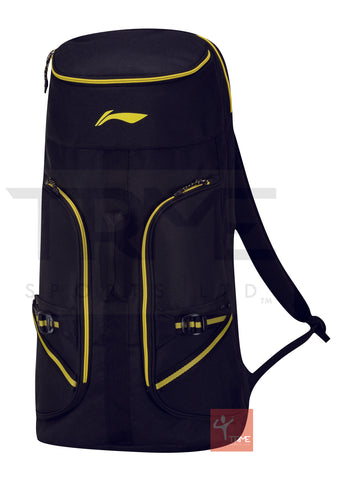 Li-Ning Badminton Backpack Combat Black
