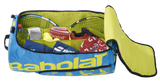 Babolat XL Playformance Duffle Racket Bag - Blue / Acid Green
