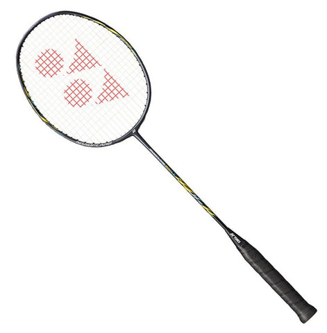 Yonex Nanoflare 800 LT Badminton Racket - Black / Ice Blue