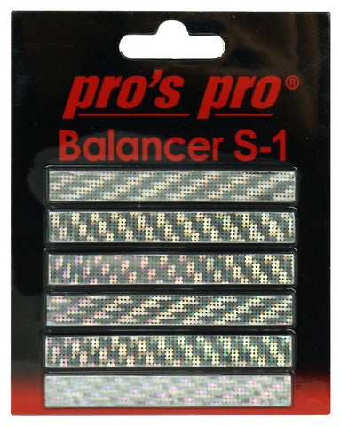 Pro's Pro Balancer Weights - Glitter Finish