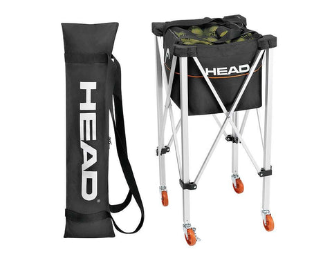 HEAD Tennis Ball Trolley (Holds 120 Balls)