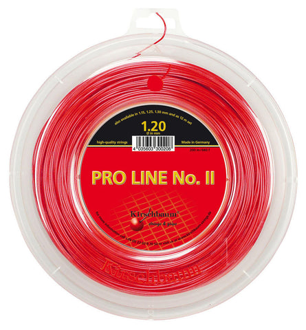 Kirschbaum Pro Line II Tennis String 200m Reel 18 / 1.20mm