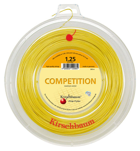 Kirschbaum Competition Tennis String 200m Reel
