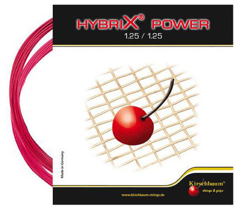 Kirschbaum Hybrix Power Tennis String Set