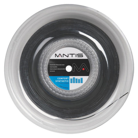 Mantis Comfort Synthetic 16 / 1.30mm Tennis String 200m Reel