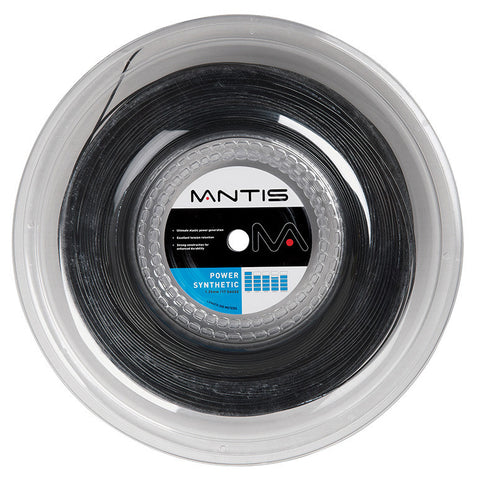 Mantis Power Synthetic Tennis String 200m Reel