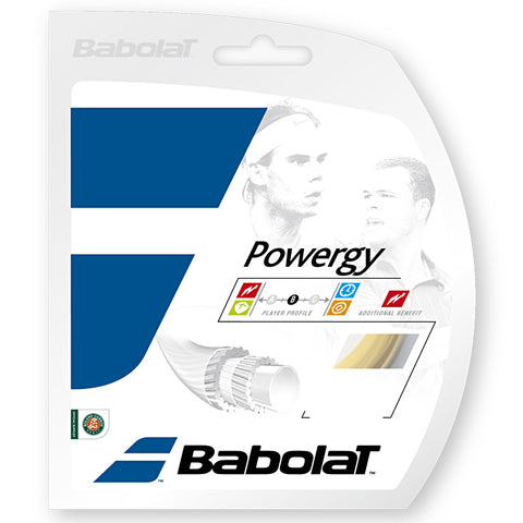 Babolat Powergy Tennis String Set