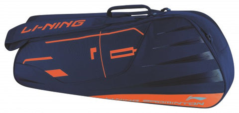 Li-Ning Badminton Racket Bag - Blue / Orange (ABJP066-2)