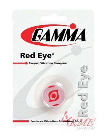 GAMMA Red Eye Tennis Vibration Dampener