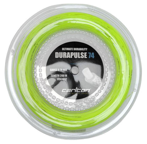 Carlton Durapulse 74 Badminton String 200m Reel