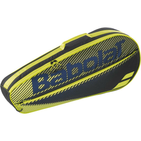 Babolat Essential X3 Club Racket Bag - Black / Yellow