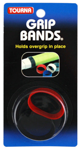 Tourna Grip Bands - To Hold Tennis Grips in Place